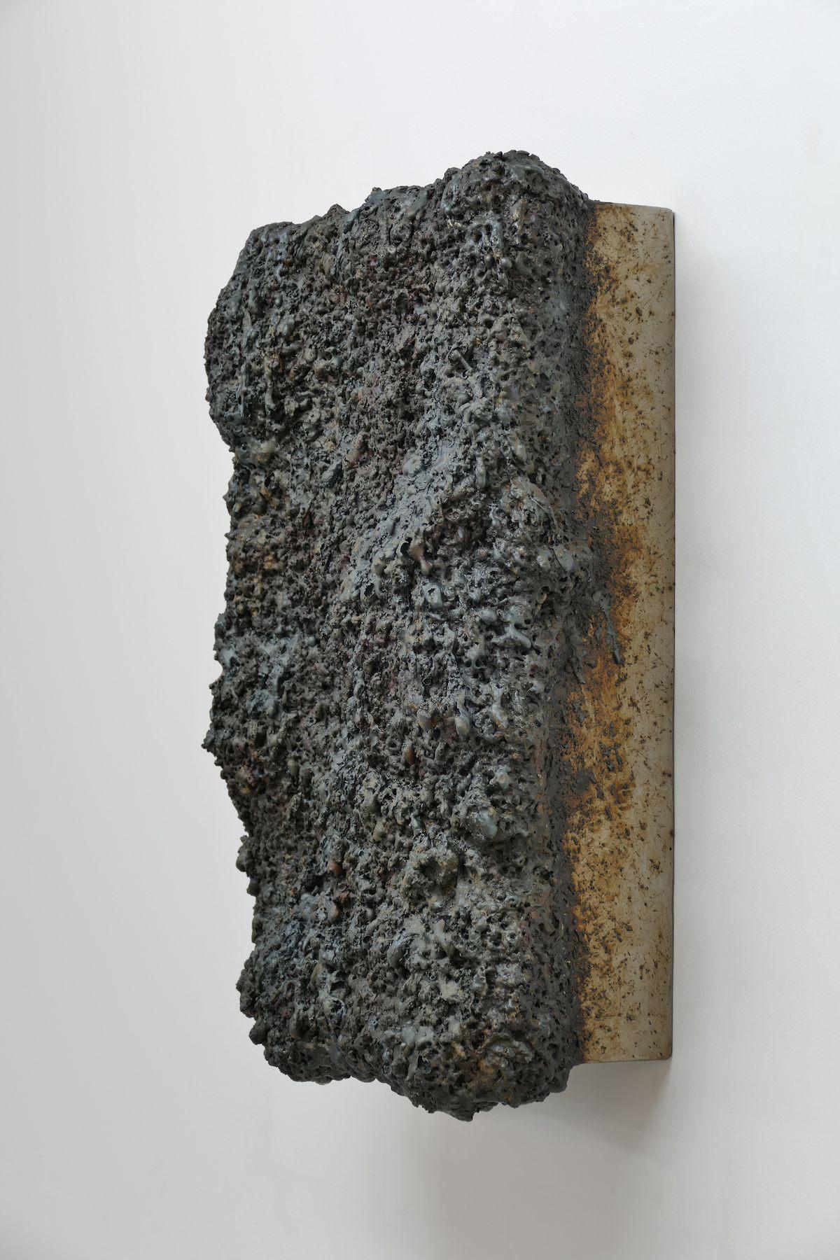 Surface Response (V), Thermic lance, steel, slag, stainless steel